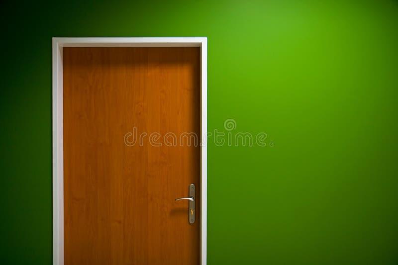 πόρτα ξύλινη στοκ φωτογραφίες με δικαίωμα ελεύθερης χρήσης