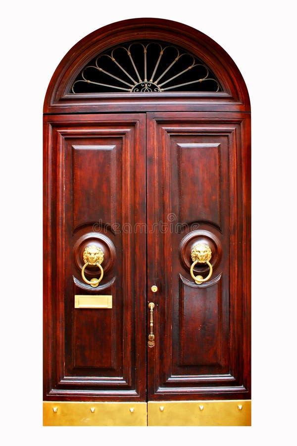 πόρτα παραδοσιακή στοκ εικόνες με δικαίωμα ελεύθερης χρήσης