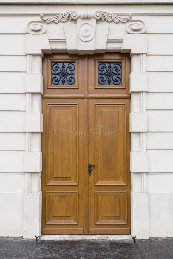 Πόρτα της Βιέννης στοκ φωτογραφία