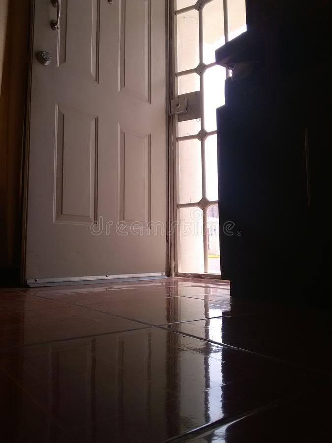 Πόρτα στοκ φωτογραφία με δικαίωμα ελεύθερης χρήσης