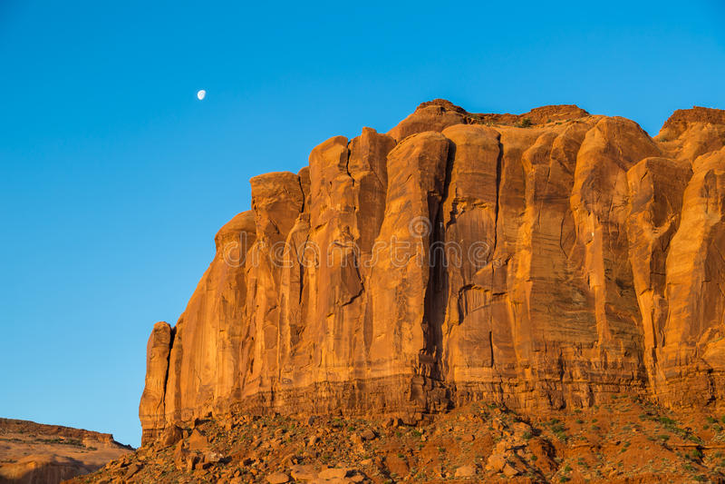 Πόρτα Mesa βράχου στοκ φωτογραφία με δικαίωμα ελεύθερης χρήσης