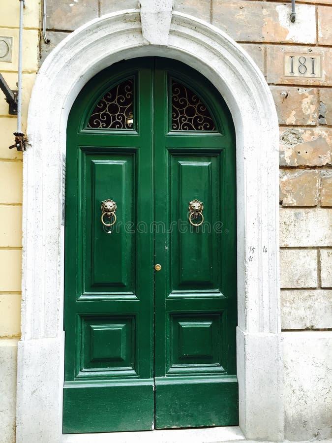 Πόρτες Capri, Ιταλία στοκ φωτογραφία με δικαίωμα ελεύθερης χρήσης