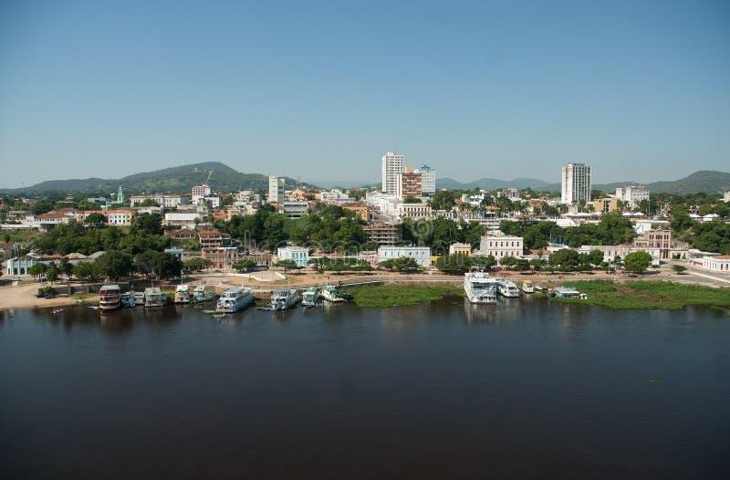 Πόρτο περιφερειακό de Corumbà ¡ στοκ εικόνα
