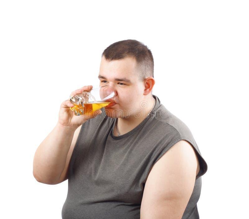 πότης μπύρας στοκ φωτογραφίες