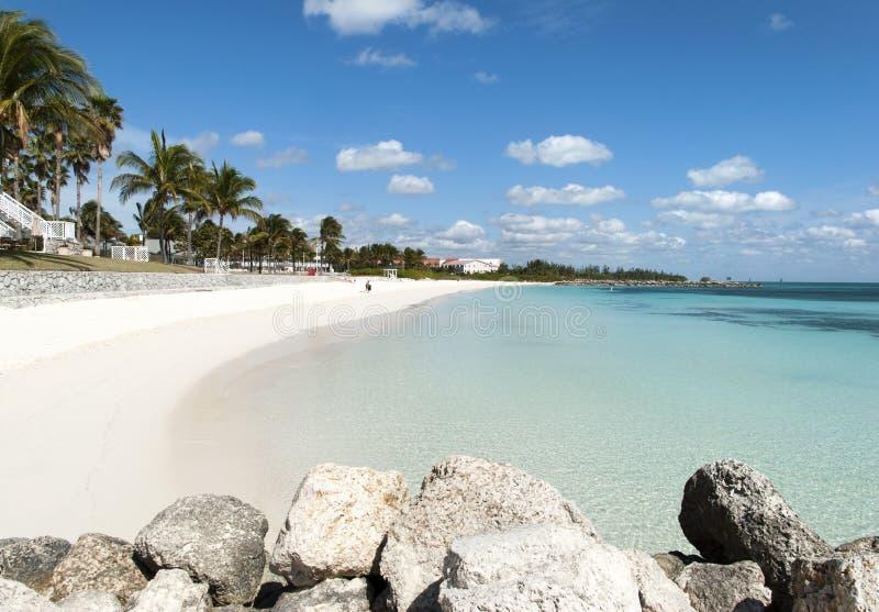 Πόλης παραλία ελεύθερων λιμένων στοκ φωτογραφία