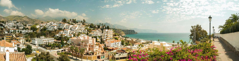 πόλη Γρανάδα Ισπανία στοκ εικόνα