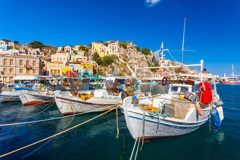 Πόλη Ελλάδα Symi