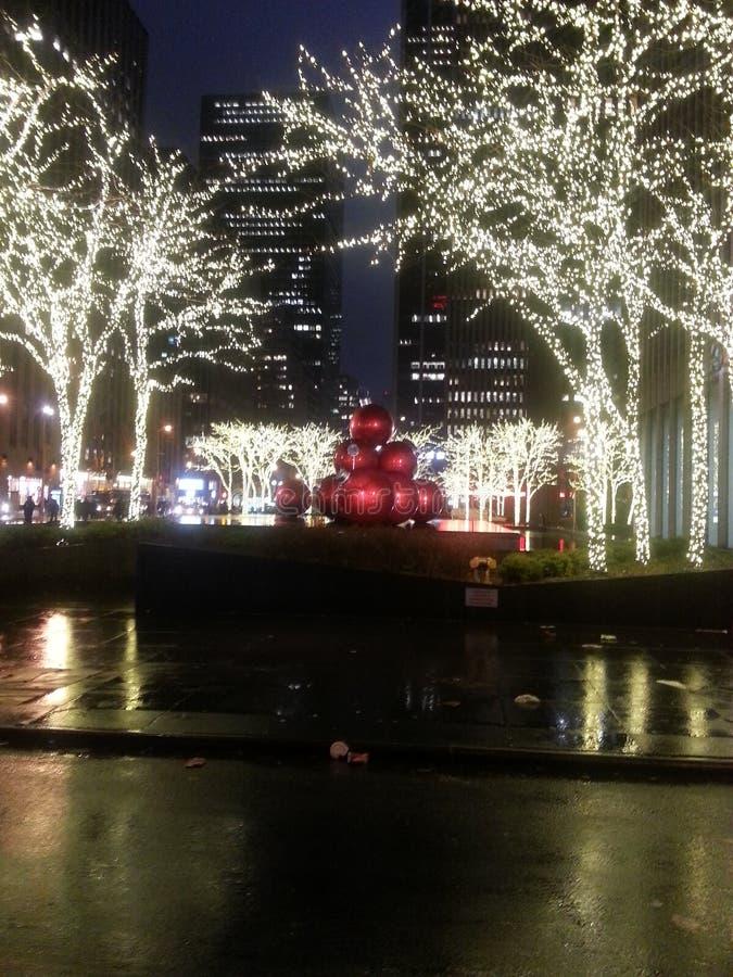 πόλη Νέα Υόρκη στοκ φωτογραφίες με δικαίωμα ελεύθερης χρήσης