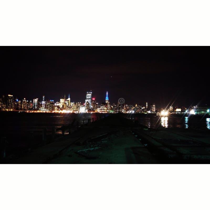 πόλη Νέα Υόρκη στοκ εικόνες