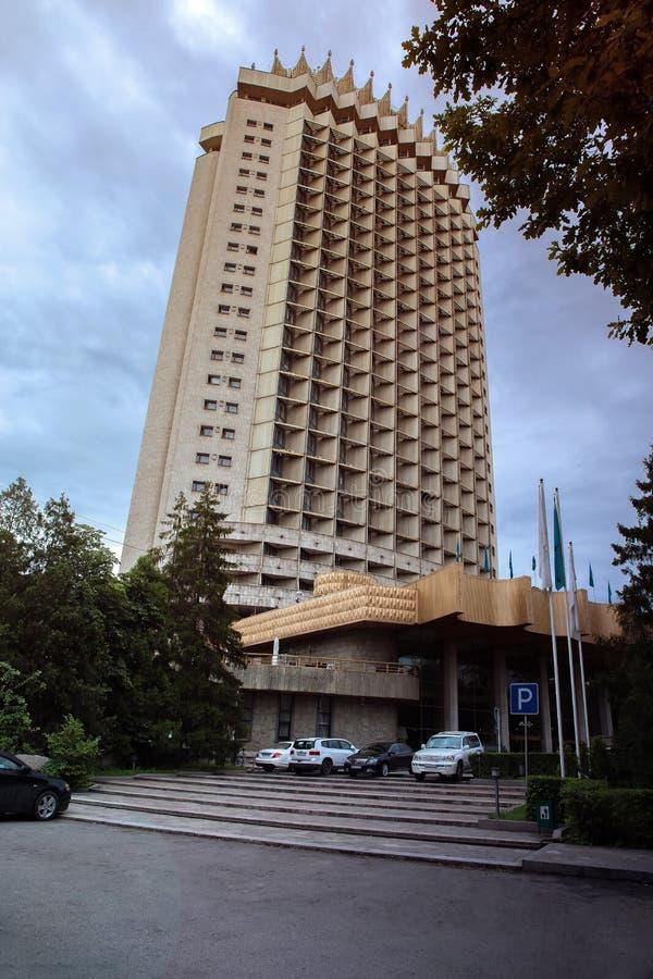 Πόλη του Αλμάτι στοκ εικόνες