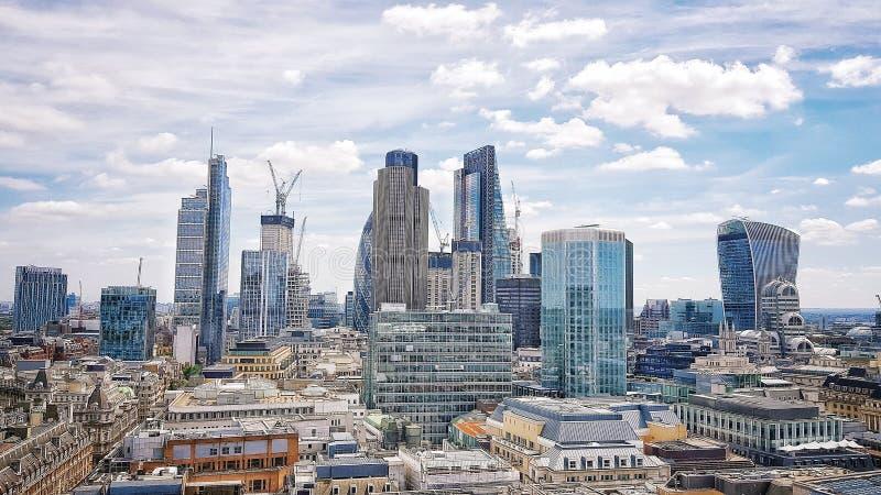 Πόλη του Λονδίνου στοκ εικόνες