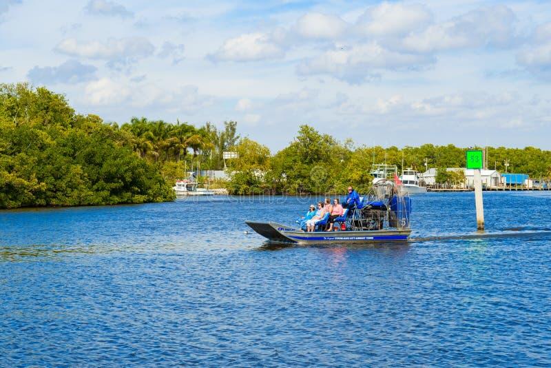 Πόλη Everglades στοκ εικόνα