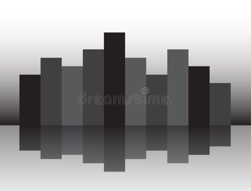Πόλη Mignight στοκ εικόνες