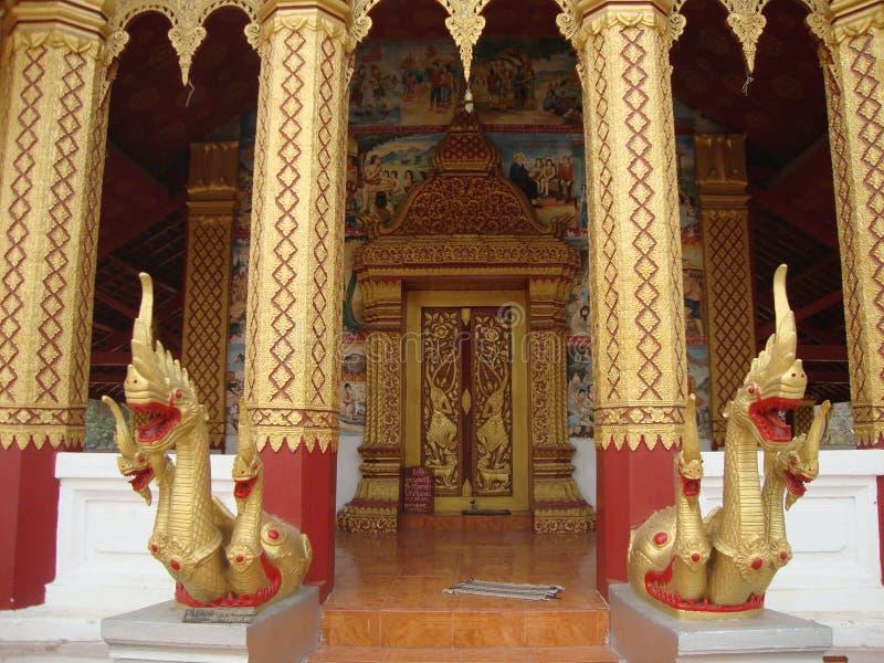 Πόλη Prabang Luang. στοκ εικόνα με δικαίωμα ελεύθερης χρήσης