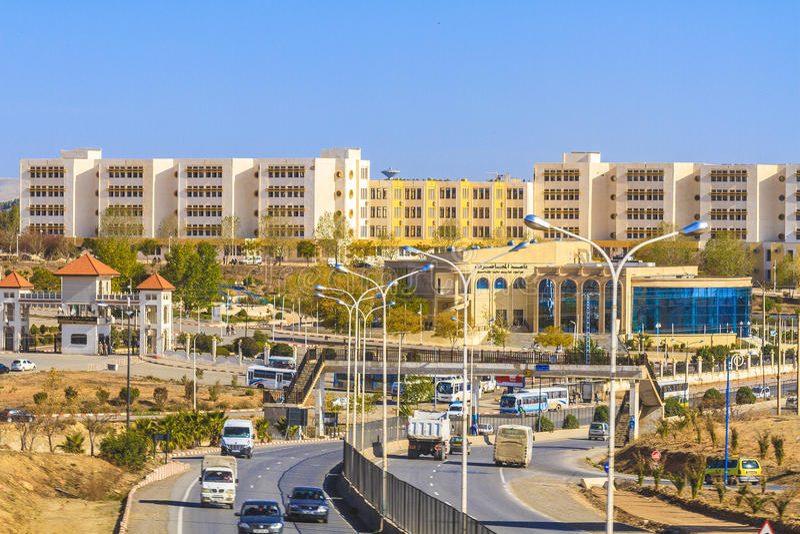 Πόλη Setif στοκ φωτογραφία