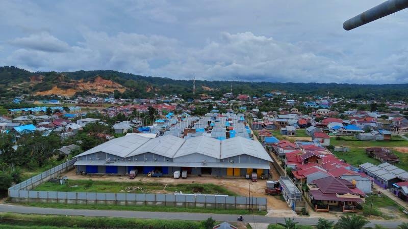 Πόλη Sorong στοκ φωτογραφίες