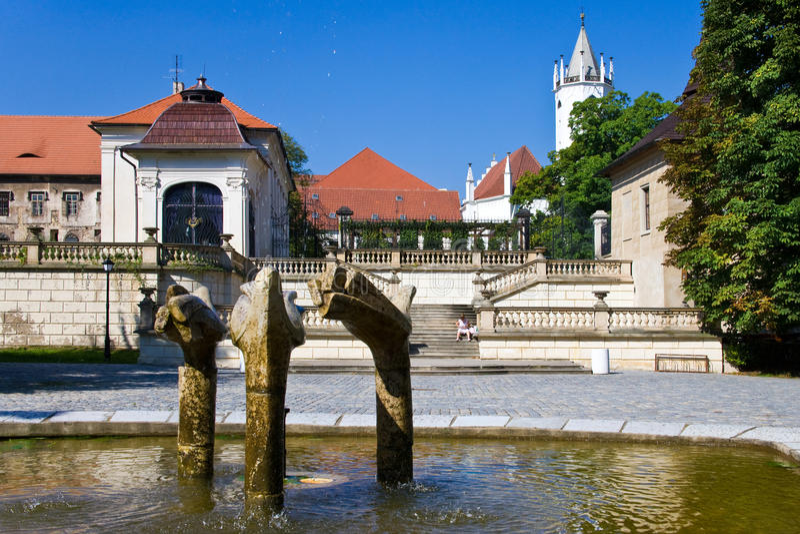 Download Πόλη Teplice, Βοημία, Τσεχία, Ευρώπη SPA Εκδοτική εικόνα - εικόνα από επίσκεψη, παρεκκλησι: 62714600