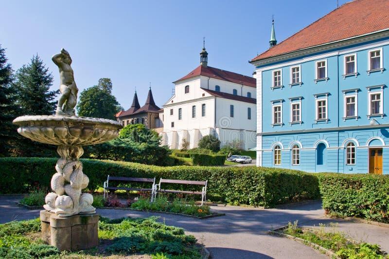 Download Πόλη Teplice, Βοημία, Τσεχία, Ευρώπη SPA Εκδοτική Εικόνες - εικόνα από παρεκκλησι, δημοκρατία: 62714616