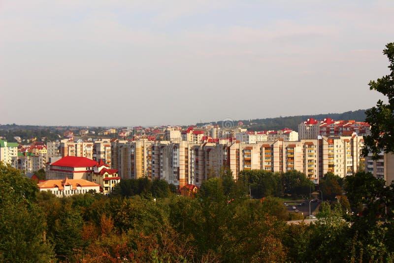 Πόλη Truskavets στοκ φωτογραφία με δικαίωμα ελεύθερης χρήσης