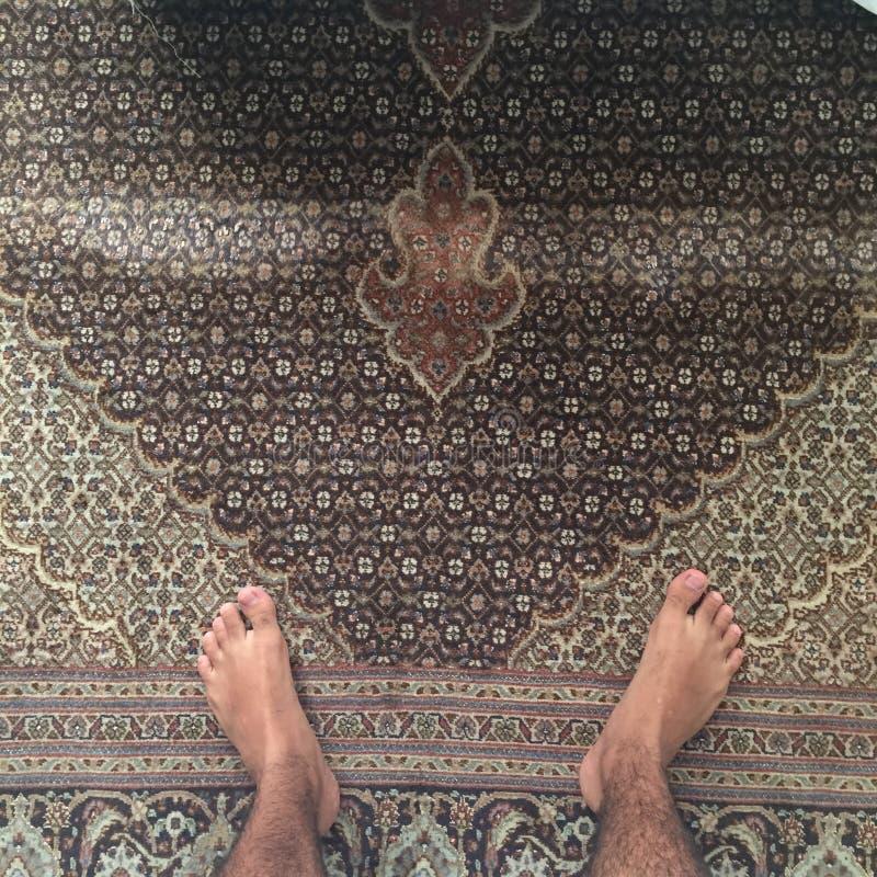 1 πόδια 1 πόδι στοκ εικόνα