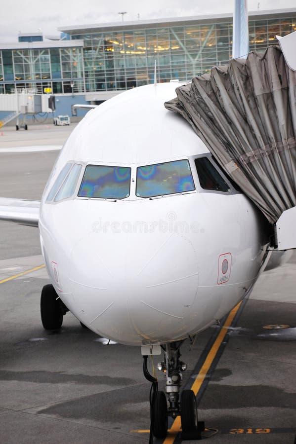 πύλη αεροπλάνων στοκ φωτογραφίες