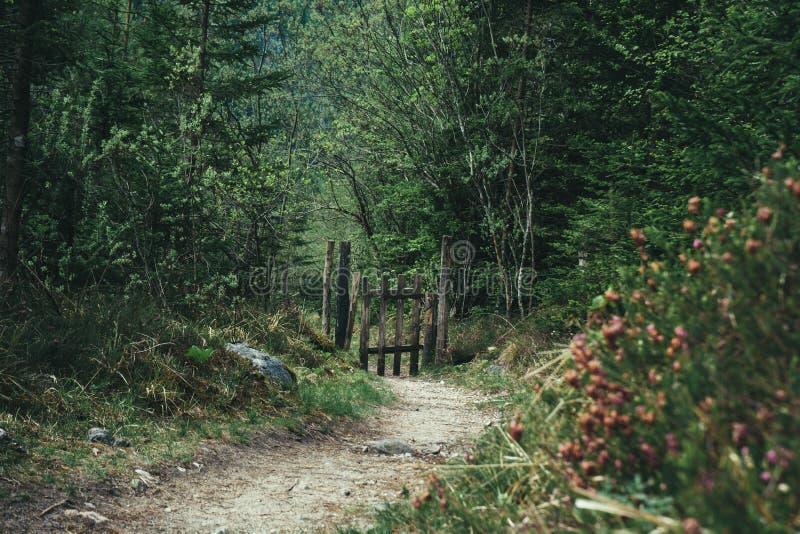 Πύλη Πού; στοκ εικόνες