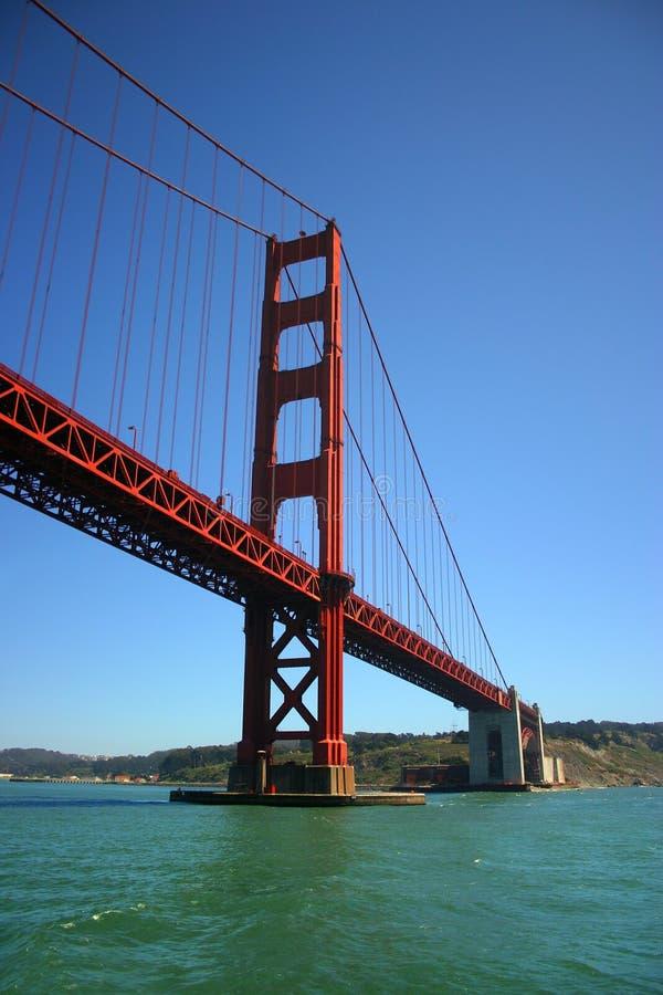 Download πύλη χρυσό SAN Francisco γεφυρών Στοκ Εικόνες - εικόνα από θάλασσα, βακκινίων: 1549300