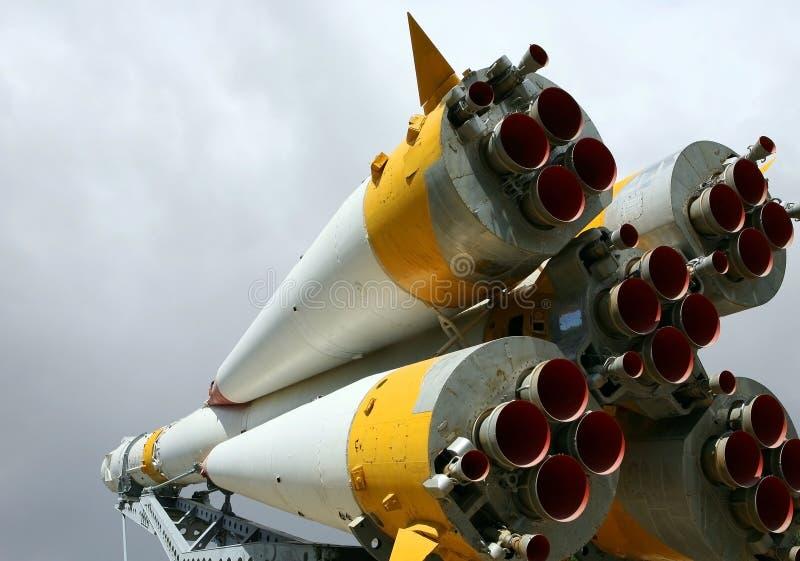 πύραυλος souz στοκ εικόνες με δικαίωμα ελεύθερης χρήσης