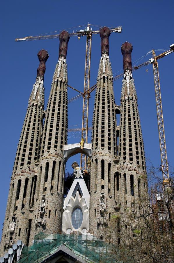 πύργοι γερανών στοκ εικόνες