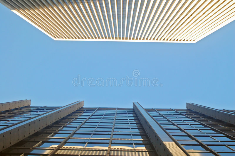 Download πύργοι γραφείων στοκ εικόνα. εικόνα από κόλπων, καλιφόρνια - 390727