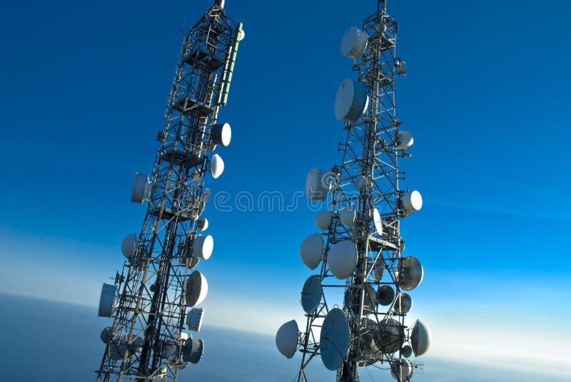 πύργοι τηλεπικοινωνιών