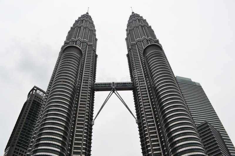 Πύργοι Petrona στοκ φωτογραφίες με δικαίωμα ελεύθερης χρήσης