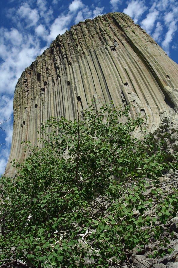 πύργος διαβόλων στοκ φωτογραφία