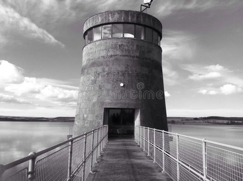 Πύργος δεξαμενών Derwent στοκ εικόνες με δικαίωμα ελεύθερης χρήσης