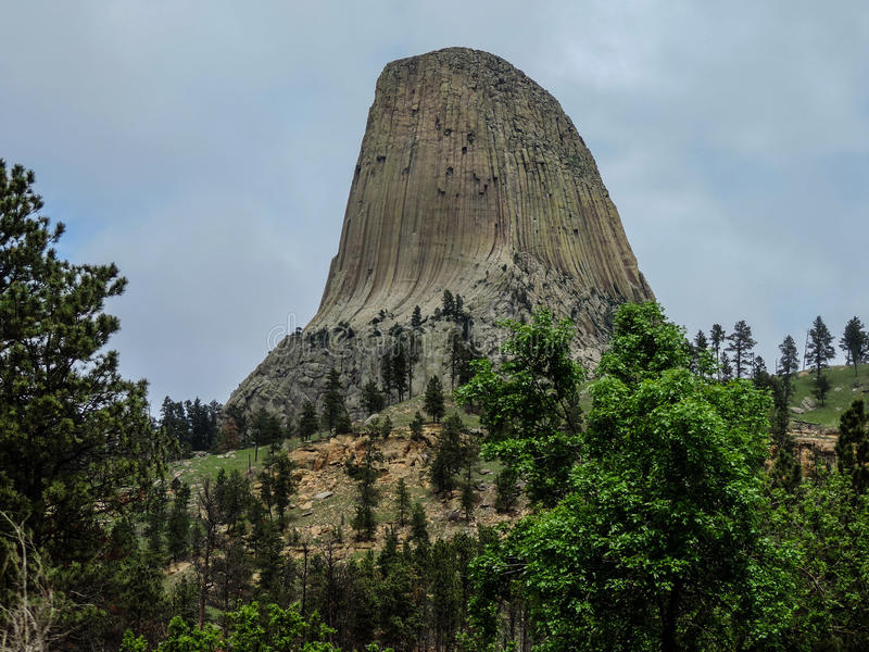 πύργος διαβόλων s στοκ φωτογραφία