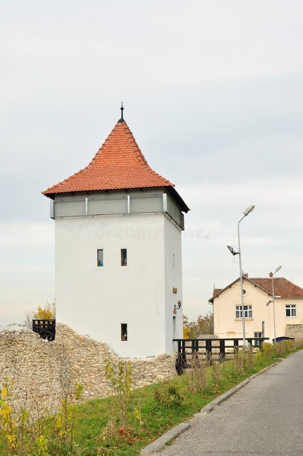 Πύργος κατασκευαστών σχοινιών στοκ εικόνες με δικαίωμα ελεύθερης χρήσης