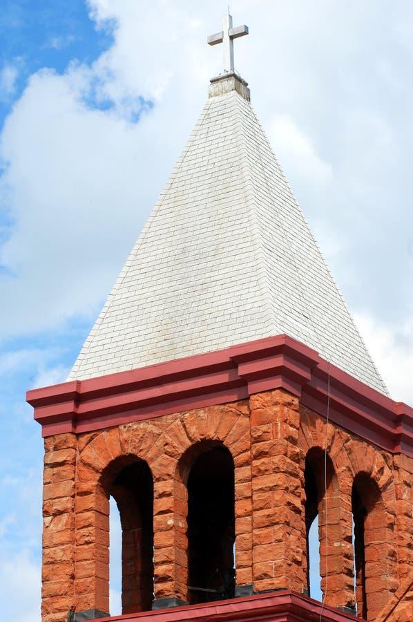 Πύργος κουδουνιών σε Houghton στοκ εικόνα