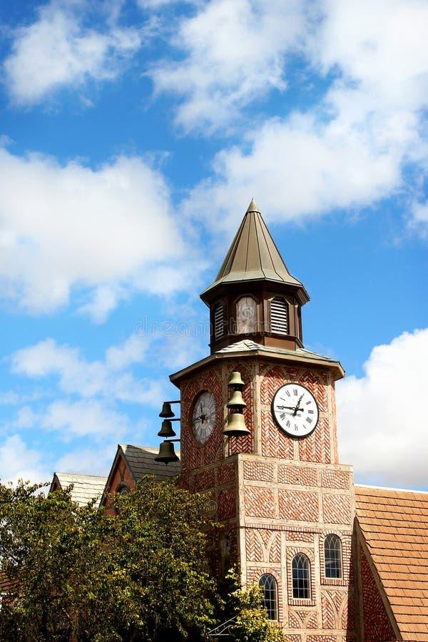 Πύργος κουδουνιών Solvang στοκ εικόνες