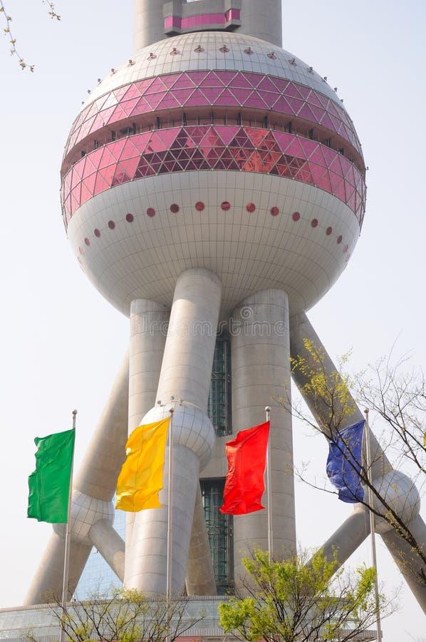 Πύργος μαργαριταριών στοκ εικόνες με δικαίωμα ελεύθερης χρήσης