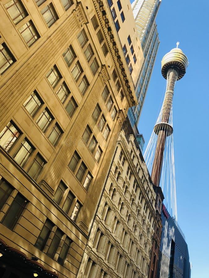 Πύργος ματιών Westfield στοκ εικόνες με δικαίωμα ελεύθερης χρήσης