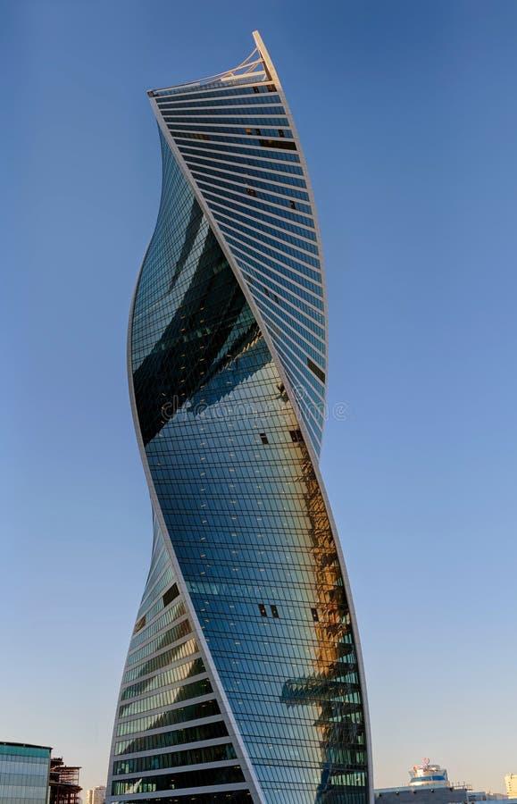 Πύργος Μόσχα Ρωσία εξέλιξης στοκ εικόνες με δικαίωμα ελεύθερης χρήσης