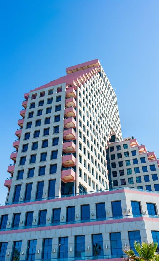 Πύργος οπερών στο Τελ Αβίβ στοκ εικόνα με δικαίωμα ελεύθερης χρήσης