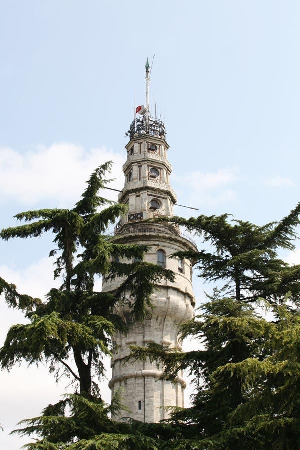 Πύργος πυρκαγιάς Beyazit στοκ εικόνα με δικαίωμα ελεύθερης χρήσης