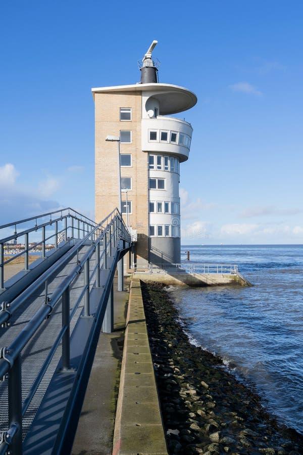 Πύργος ραντάρ στοκ εικόνες