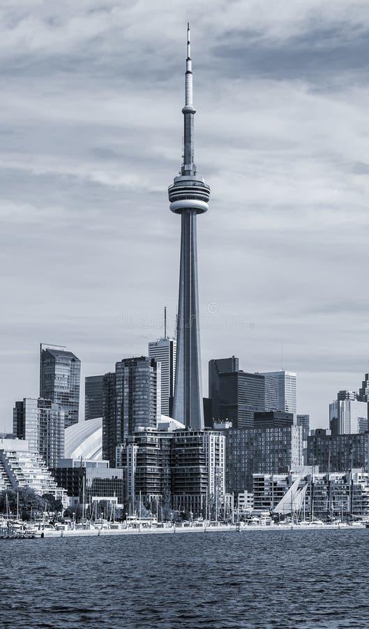 Πύργος ΣΟ στο Τορόντο στοκ εικόνες
