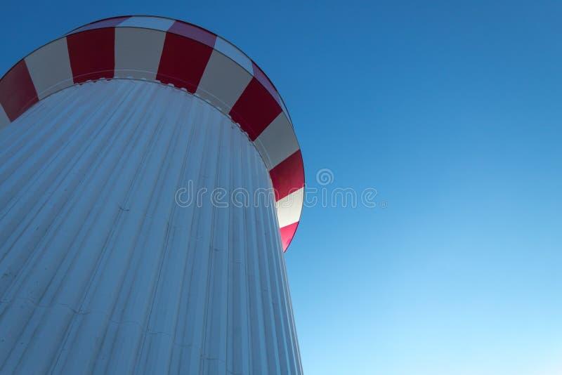 Πύργος στον ουρανό στοκ φωτογραφία