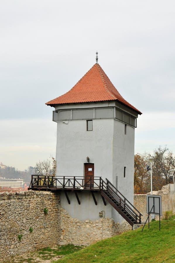 Πύργος τεχνών στοκ φωτογραφία με δικαίωμα ελεύθερης χρήσης