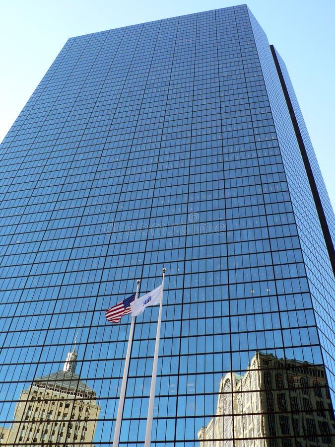 πύργος της Βοστώνης hancock μΑ στοκ φωτογραφίες