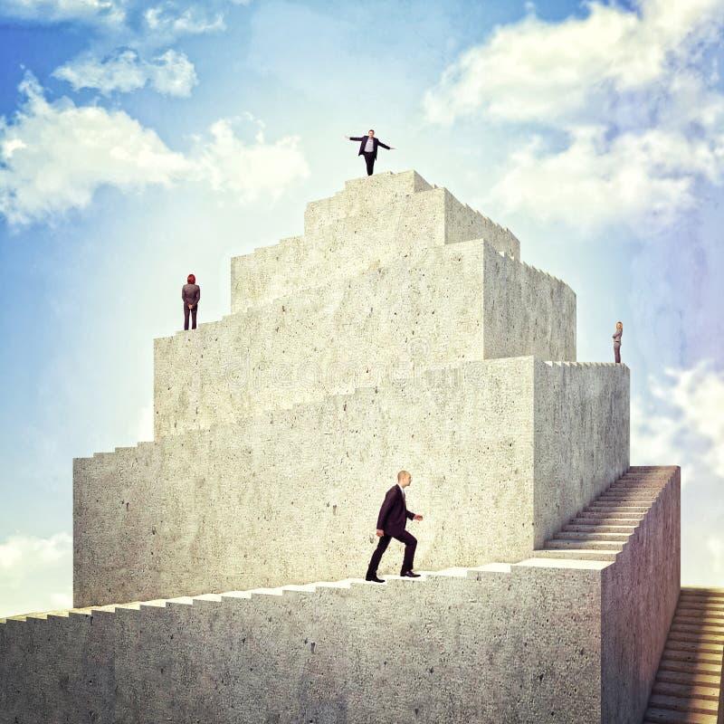 Πύργος της ζωής απεικόνιση αποθεμάτων