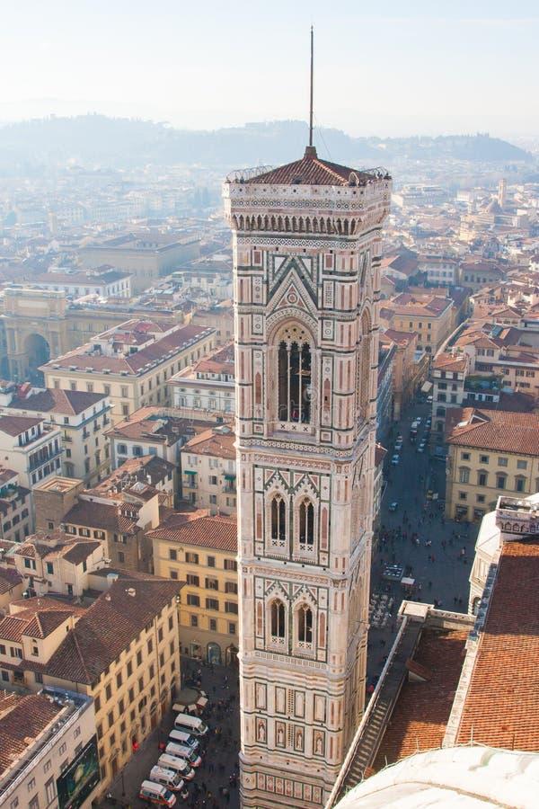 Πύργος της Σάντα Μαρία del Fiore στοκ φωτογραφία με δικαίωμα ελεύθερης χρήσης